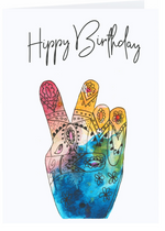 Load image into Gallery viewer, Hippy Birthday