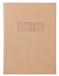 Leather Dictionary