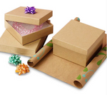 Load image into Gallery viewer, Natural Kraft Gift Boxes