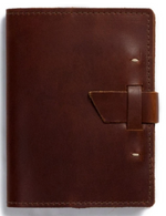 Load image into Gallery viewer, Wasatch Leather Notebook