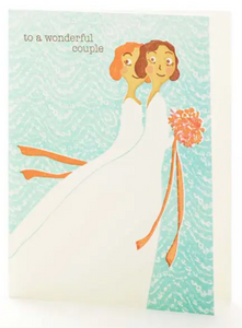 Brides to a Wonderful Couple