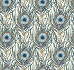Load image into Gallery viewer, Florentine Gift Wrap - Peacock
