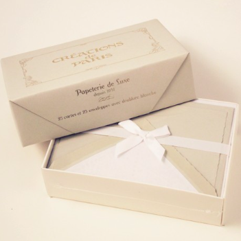 Papeterie de Luxe Note Cards