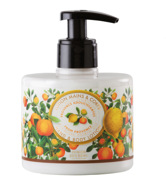 Panier des Sens Provence Hand and Body lotion