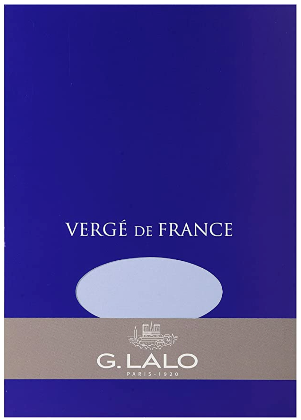 G. Lalo Verge de France - Writing Sheet Tablet