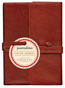 Leather Journalino