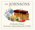 Load image into Gallery viewer, Return Address Labels - Holiday 2020