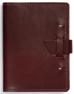 Wasatch Leather Notebook