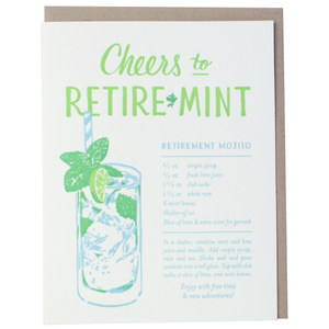 Mojito Recipe Retirement