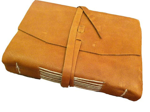 Medieval Amalfi paper leather journal
