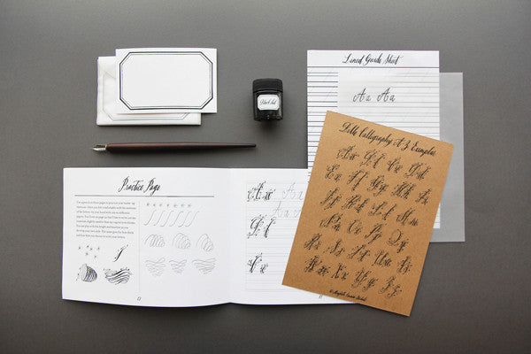 Belle Calligraphy Set