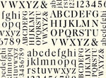 Load image into Gallery viewer, Florentine Gift Wrap - Alphabet