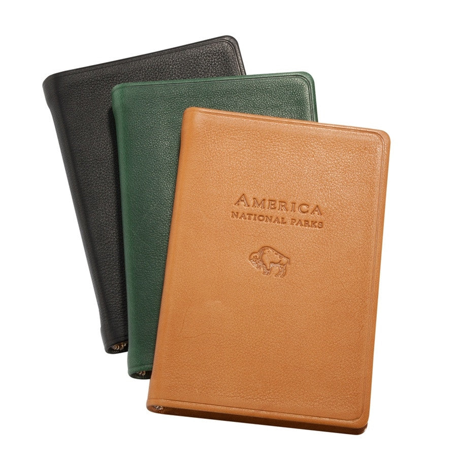america national parks leather atlas