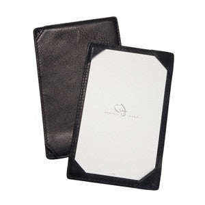Goatskin Leather Jotter