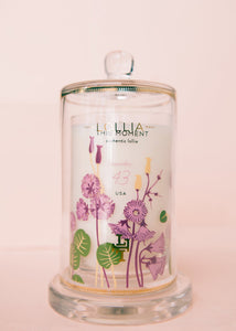 Lollia This Moment Candle with Cloche Cover