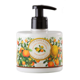 Panier des Sens hand and Body lotion Provence