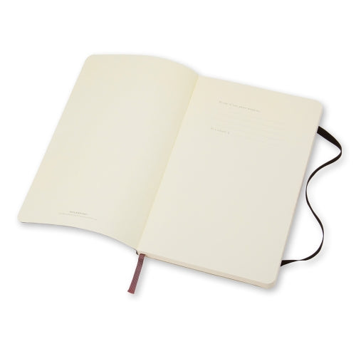 Moleskine Classic Notebook (ruled)