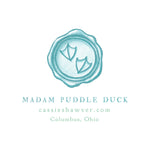Load image into Gallery viewer, Treat Yo'Self Greeting Card Series by Madam Puddle Duck