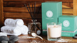 Load image into Gallery viewer, Gibson & Dehn Candle<br>White Tea & Cedar
