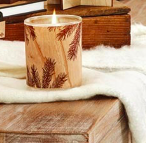 Thymes Northwoods frasier fir candle