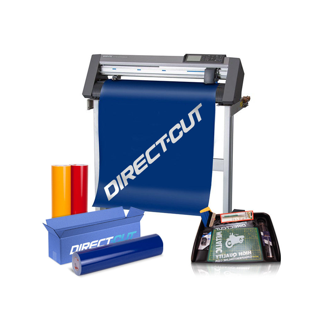 "Graphtec CE6000-60 24"" Wide ""E-Class"" Cutter with Stand + Vinyl Kit and Tool Kit"