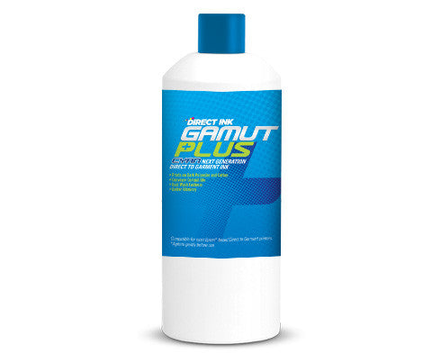 Gamut Plus Direct to Garment Ink - Cyan