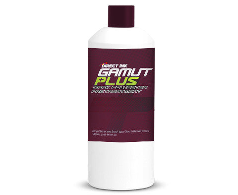Gamut Plus Dark Polyester Pretreatment