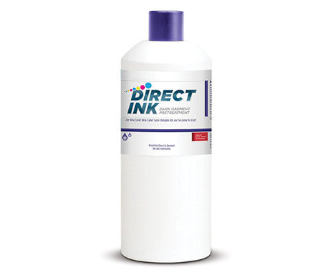 Direct Ink Dark Garment Pretreatment