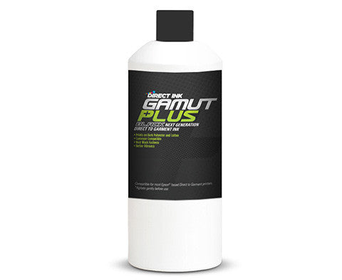 Gamut Plus Direct to Garment Ink - Black