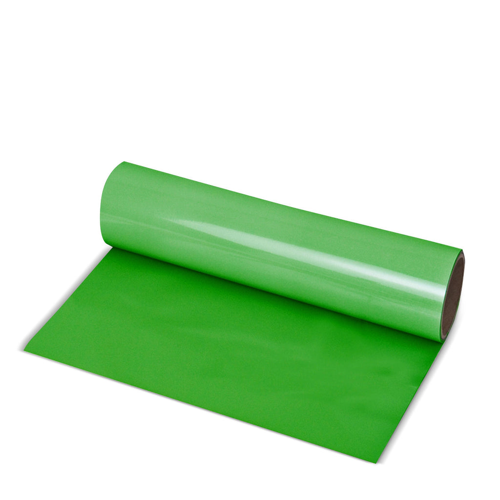 Green Direct-Cut PU (Sticky PET)
