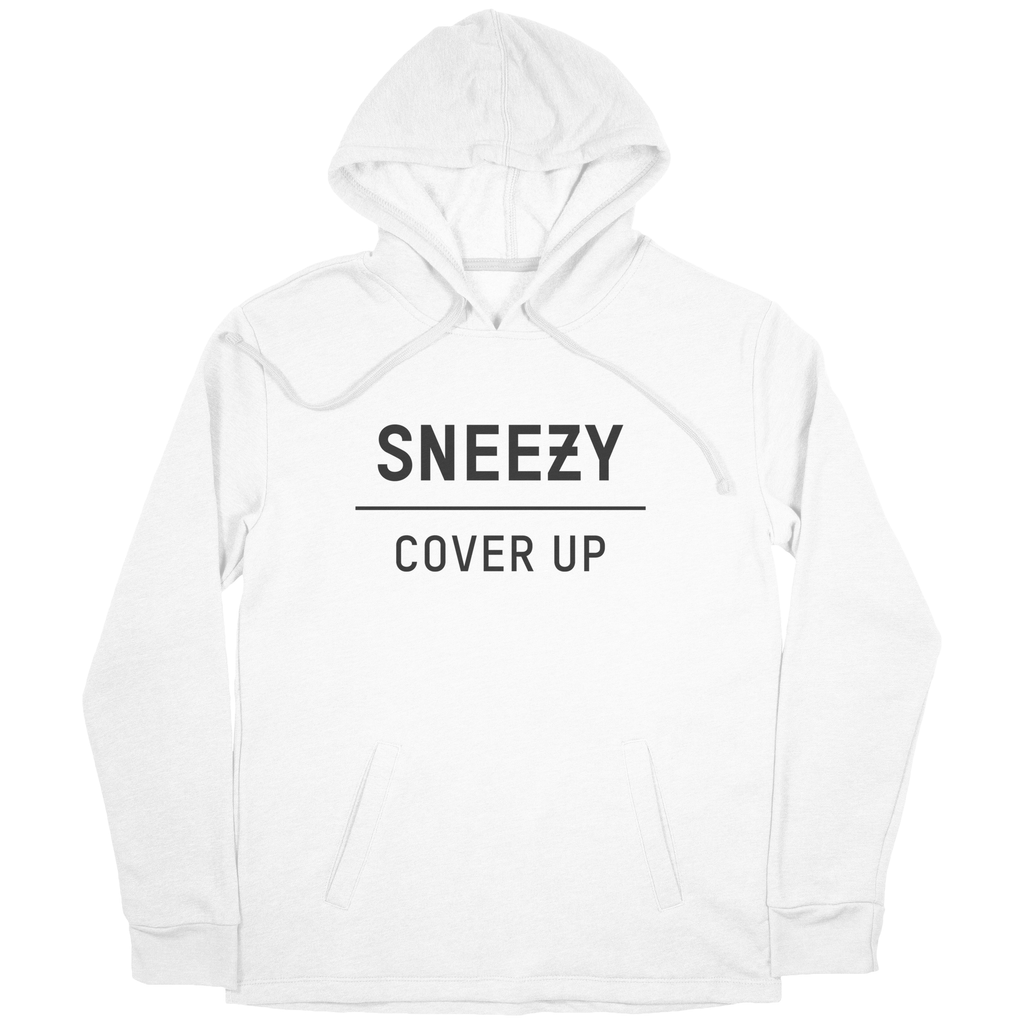 Mens Sneezy Cover Up Hoodie