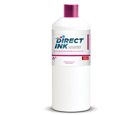 Direct Ink Light Garment Pretreatment
