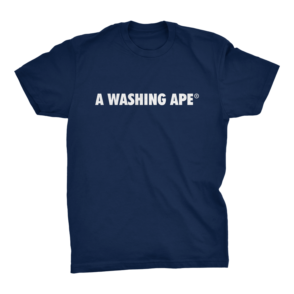 Mens A Washing Ape Tee