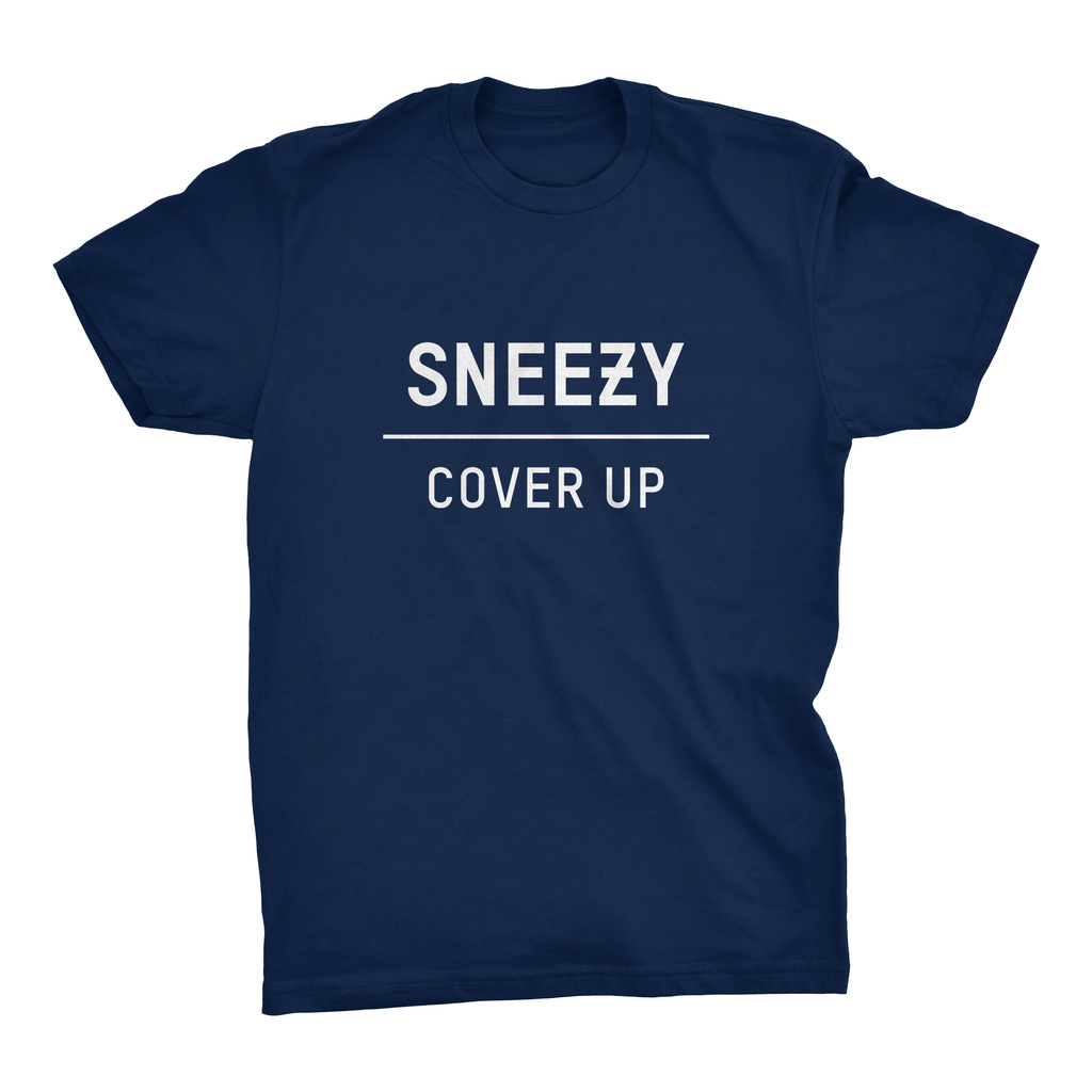 Mens Sneezy Cover Up Tee
