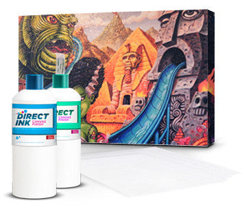 Direct To Garment Canvas Printing Kit