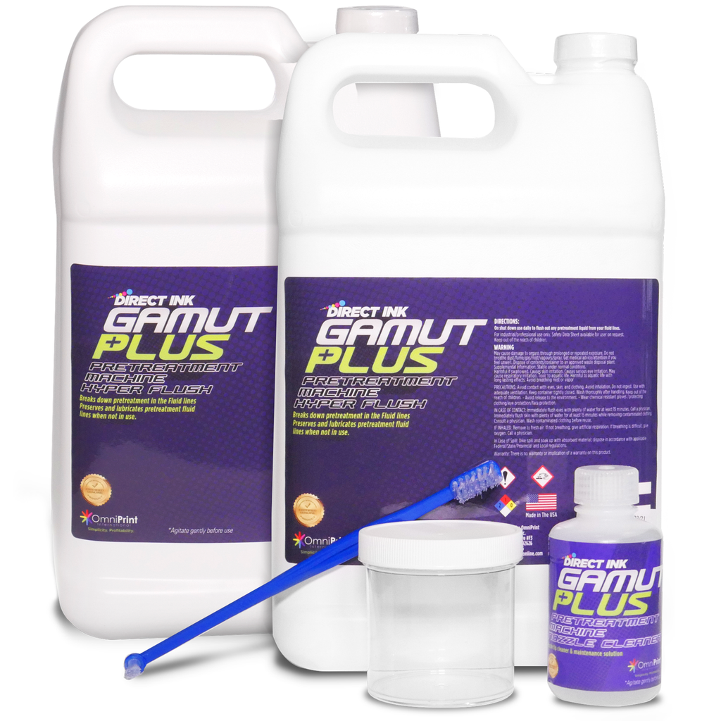 1 Gallon Upgrade - Pretreatment Machine Cleaner Kit