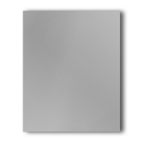 Silver Direct-Cut Soft Metallic(Sticky PET) Sample