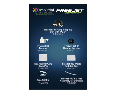 FreeJet Support Kit