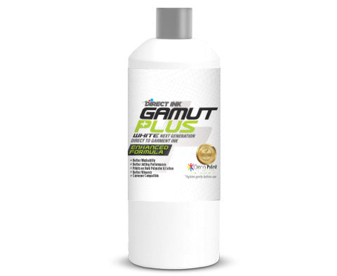Gamut Plus Direct to Garment Ink - White