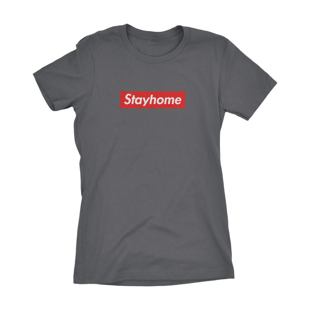 Ladies Stay Home Tee
