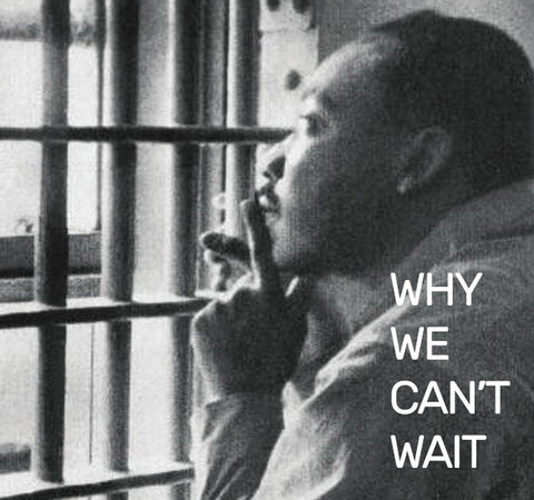 #LoveOutLoud Moment: Martin Luther King Jr's Letter From Birmingham Jail