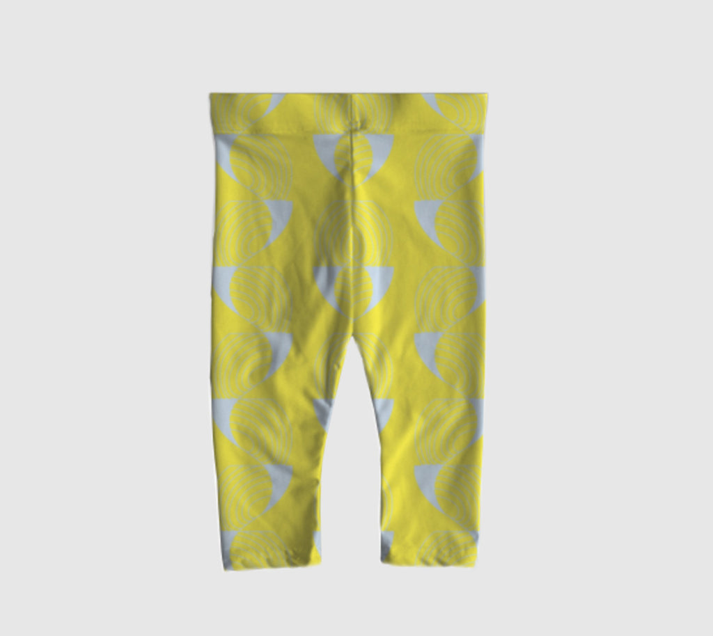 Glorious Baby Leggings - Coup De Grace - Yellow