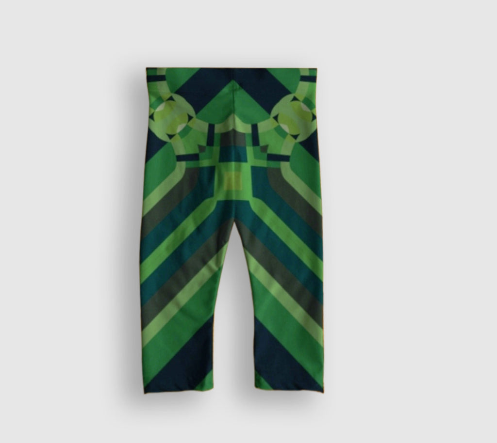 Glorious Baby Leggings - Neural Traffic Fast - Camo