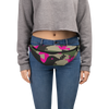 Fanny Pack - Dove Camo LTD - Green/Pink