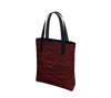 Day To Night Lined Tote - Divine Grace - Burgundy/Orange