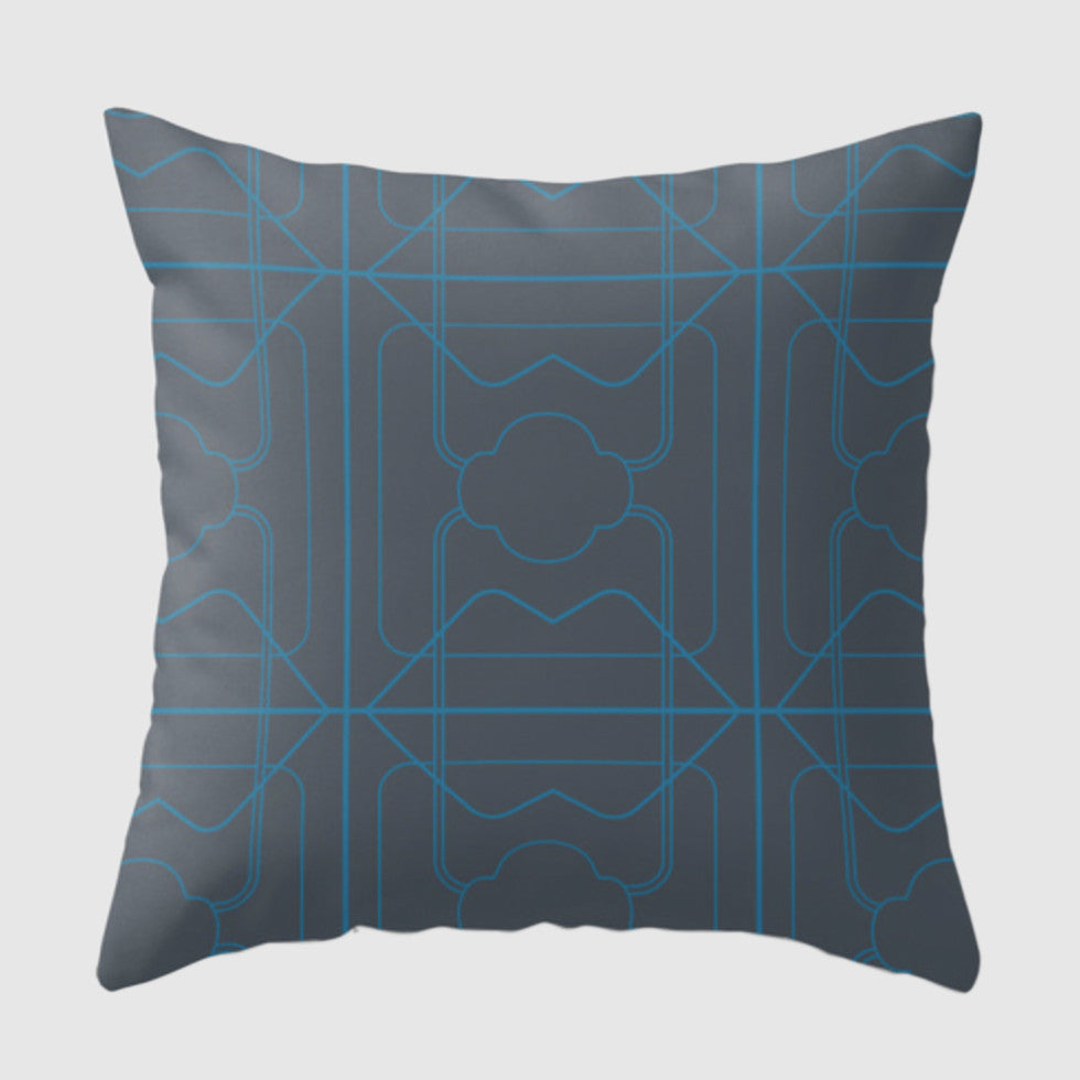 Spoken Pillow - 3 Long Years - Electric Blue