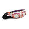 So Fine Fanny Pack - Grace Jones - White / Purple