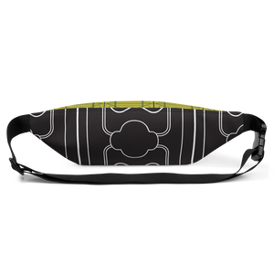 So Fine Fanny Pack - 3 Years - Black / Green