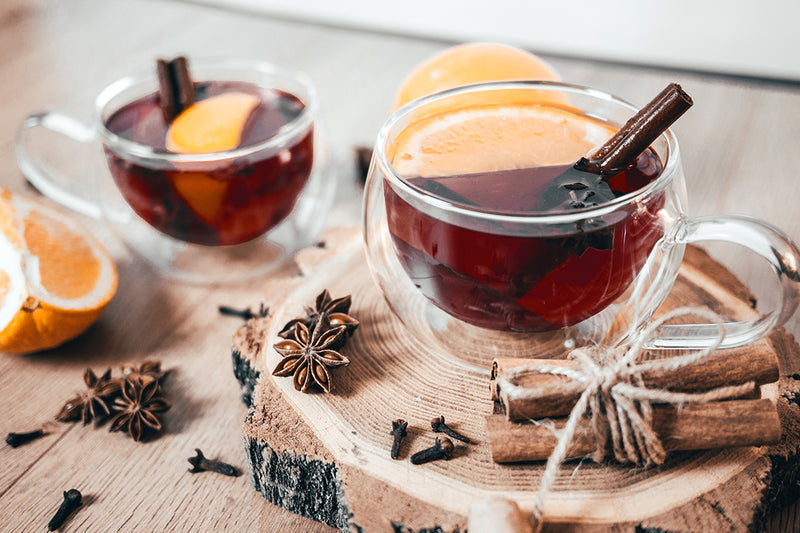 Mulled Wine Recipe with Mulling Spices | Stash Tea
