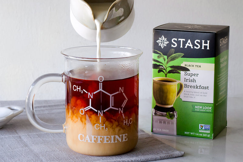 Black, Chai & Green Tea: Do They Have Caffeine? | Stash Tea
